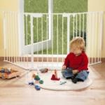 Kinderschutzgitter - Schützen Sie Ihre Kinder vor den Gefahren im Haushalt