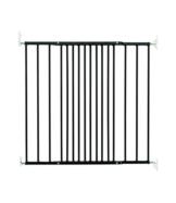 Baby Dan Multidan Metall Tür und Treppenschutzgitter, 62.5 - 106.8 cm, schwarz -