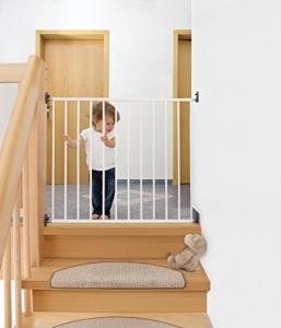 Tür- und Treppenschutzgitter zum Klemmen oder Bohren von Hauck, Geuther, reer und Co.