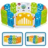Laufgitter und Laufställe für Babys und Kinder aus Holz oder Kunststoff